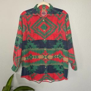 Vintage Cambridge Country Store Button Shirt